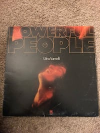 Gino vannelli - powerful people. Brampton, L6S 1P4