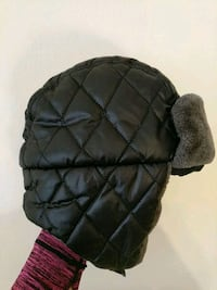 Toddler Winter down trapper hat