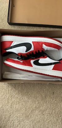 Chicago 1 low (2016) size 12 US mens Ashburn, 20148