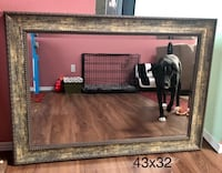 Large wall mirror 2309 mi