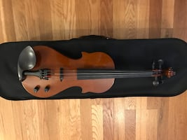 Full Size Electric Violin