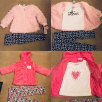 Girls 2T, Sets BRAND NEW! 2/$20