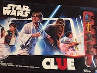 Star Wars clue game Brampton, L6T 3J7