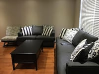Ashley Signature Sofa Set Brampton