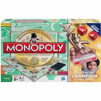 New Monopoly Championship Edition  Rochester, NY 14624, USA