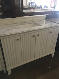 white wooden cabinet with drawer Farmers Branch, 75234