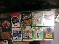 assorted Xbox 360 game cases 543 km