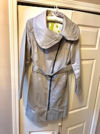 Soia & Kyo Trench Coat - Size L Richmond