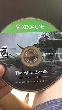 Xbox one The Elder Scrolls Tamriel Unlimited  Eugene, 97404