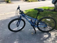 Boy's Bike: bought for $400, barely used