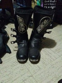 A.R.C motocross boots size10 London
