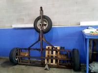 Tow dolly with ramps Baltimore