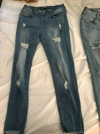 Ripped jeans Tulsa, 74127