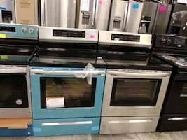 Brand new INDUCTION stoves scratch and dent