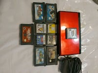 DS Lite great condition 10 games Sparrow Bush, 12780