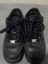 Black Nike Air Forces  Kitchener, N2A