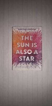 The sun is also a star  New York, 11420