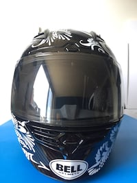 Limited edition Cerwinske Bell full-face helmet