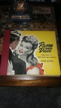 1940's Prom Date ( Ozzie Nelson and his Orchestra  Lake Wales, 33859