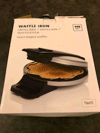 Waffle iron - price negotiable  Bærum, 1338