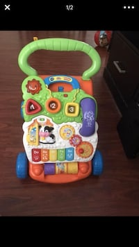 Vtech walker with detachable toy  Kerman, 93630