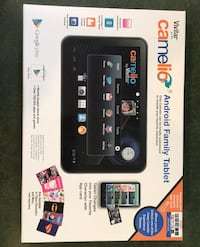 Vivitar Camelio Android Family Tablet