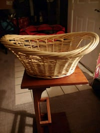brown wicker basket  Henderson, 89011