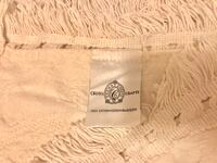 VINTAGE CROWN CRAFTS MATELASSE 100% COTTON King made in USA $80 obo Edmonton, T5N 1L9