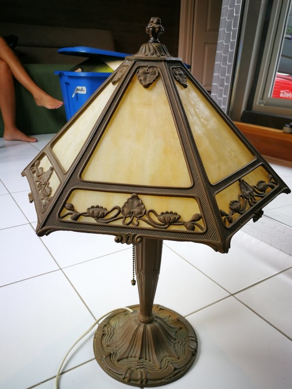 Lamp Tiffany  0