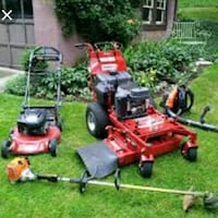Lawn mowing fall clean ups  Worcester, 01609