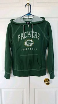 Women's size small Green Bay Packers hoodie Kitchener, N2R 1X8