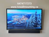 TV WALL MOUNTING SERVICE Mississauga, L5B