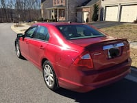 Excellent Ford - Fusion SEL - 2011 92k miles