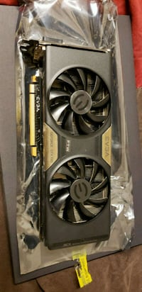 Evga GTX 770 FTW edition - very good condition Calgary, T3C 1S2