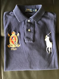 Polo t-shirt size medium  Toronto, M3N 2T8