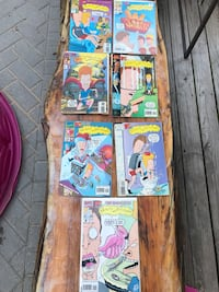 Bevis and Butthead comics lot of 7