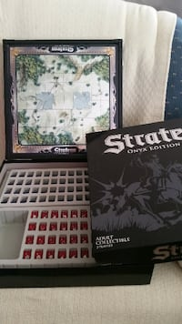 Stratego Limited Onyx Edition  Manassas
