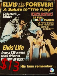 Elvis Forever! A salute to the King poster Raceland, 70394