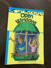Open Windows book Los Angeles