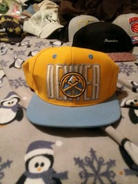 yellow and gray New Era 59fifty cap Marion, 52302