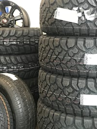 Tires with payment options