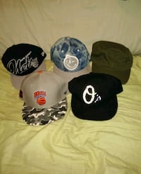 Snapback hats all must go