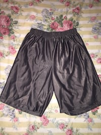 gray drawstring shorts Springfield, 22150