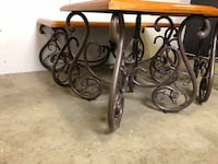 Solid Coffee Tables - End Tables - Living Room Furniture - Great Condition Woodridge