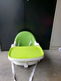 Convertible Child High Chair/Booster