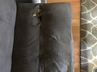 Futon-has a hole and needs some love. The middle is rough and needs an added cushion perhaps.  Boise, 83703