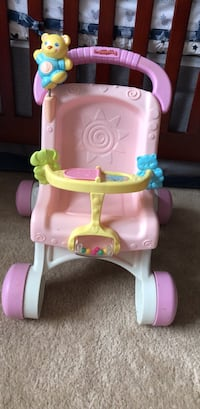 Toys - Baby doll carriage