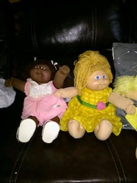 1983 cabbage patch dolls  Oklahoma City, 73107