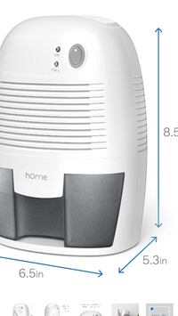 hOmeLabs Small Space Dehumidifier with Auto Shut-Off- for spaces up to 150 sq. ft Leesburg, 20176