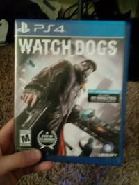 Watch Dogs PS4 game case Berea, 40403